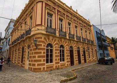 Casa Elfrida Lobo – Conservatório Municipal de Música
