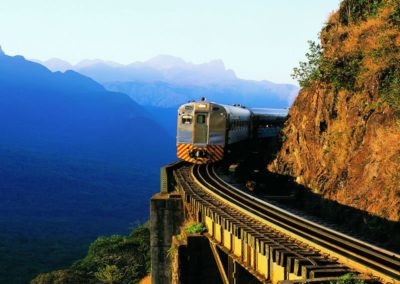 Estrada de Ferro Curitiba Morretes